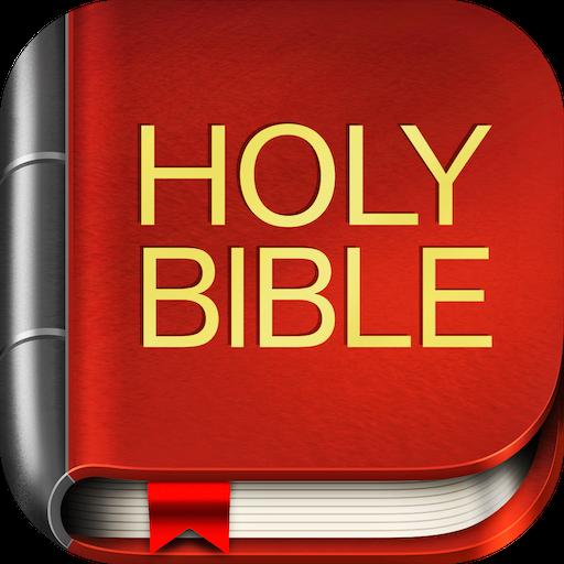 Bible Offline App Free   Audio, KJV, Daily Verse иконка