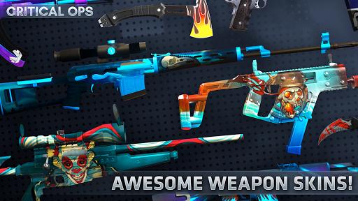 Critical Ops: Multiplayer FPS screenshot 2