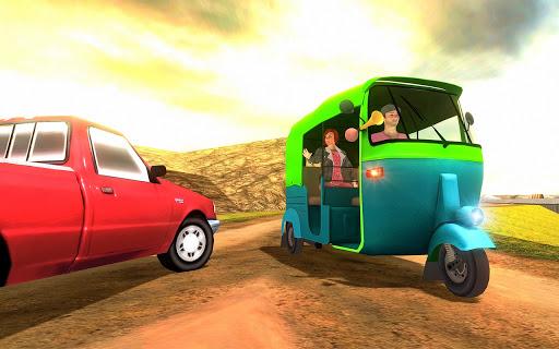 عربة توك توك الجبلية للسيارات 12 تصوير الشاشة