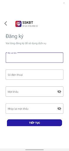 Sổ sức khỏe điện tử screenshot 3
