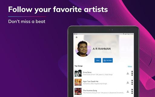 Hungama Music - Stream & Download MP3 Songs screenshot 14