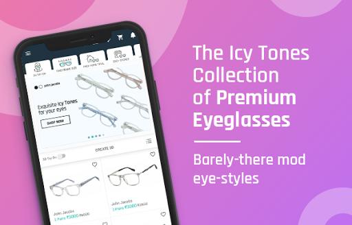 Lenskart: Eyeglasses, Sunglasses, Contact Lens App скриншот 3