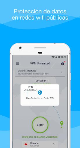 VPN Unlimited - Proxy WiFi screenshot 7