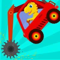 Dinosaur Digger - Truck simulator games for kids on APKTom