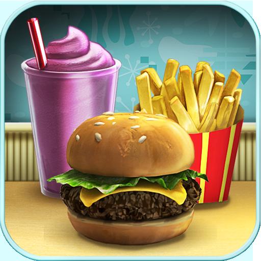 Burger Shop (No Ads) أيقونة