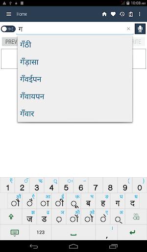 English Hindi Dictionary screenshot 12