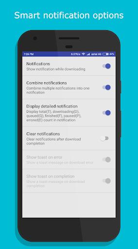 IDM Lite: Music, Video, Torrent Downloader screenshot 9
