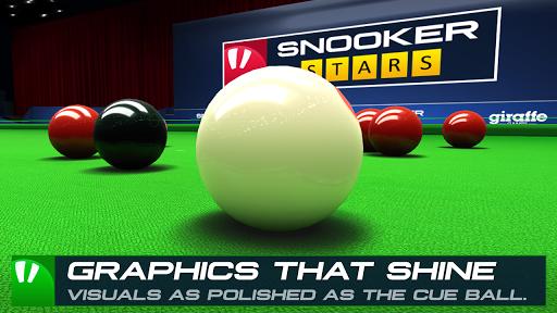 Snooker Stars - 3D Online Sports Game screenshot 3