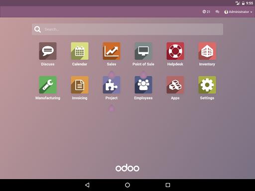 Odoo screenshot 10