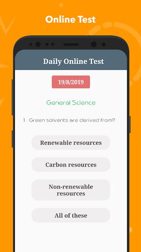 General Knowledge Quiz : World GK Quiz App स्क्रीनशॉट 4