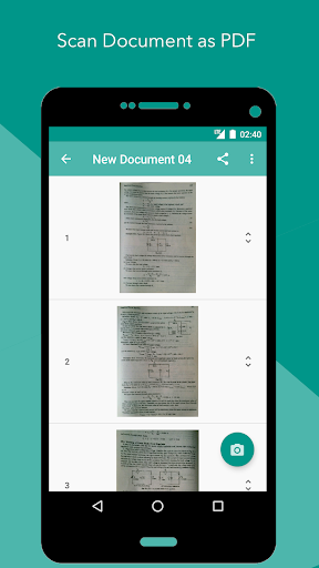 Smart Scan : PDF Scanner screenshot 4
