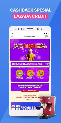 Lazada Indonesia - Aplikasi Belanja Online Terbaik screenshot 7