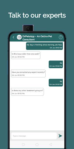 DrPetsApp - Consult Veterinary Doctor Online 24x7 screenshot 7