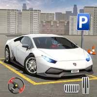 Moden kereta game kereta parking on 9Apps