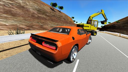 Muscle Car Challenger 6 تصوير الشاشة