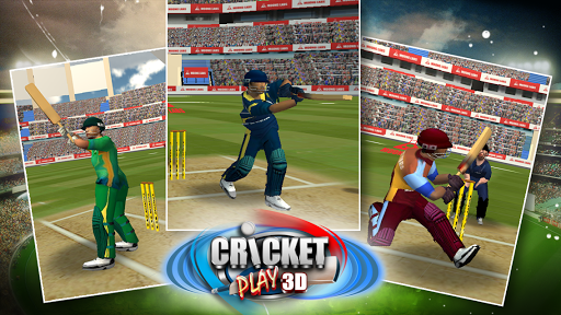 Cricket Play 3D: Live The Game screenshot 6