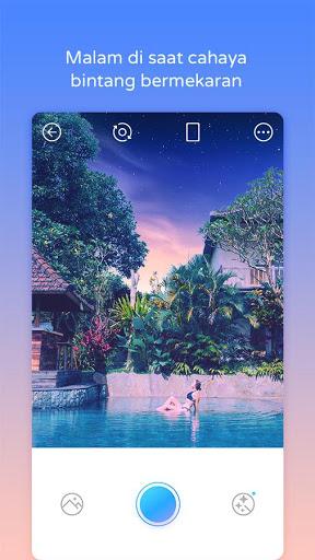 PICNIC - New kamera, magic photo for dark sky screenshot 3