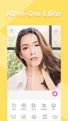 Sweet Selfie Camera, Beauty & Filters Photo Editor screenshot 2