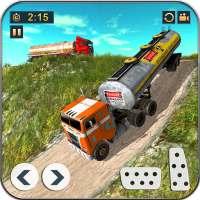 Offroad Oil Tanker Truck Driving: Truck Games 2021 on APKTom