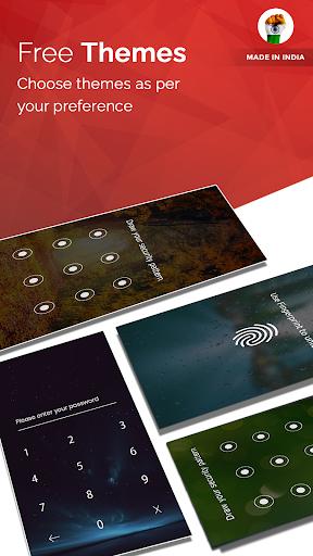 App Lock Fingerprint - A Made in India App 5 تصوير الشاشة