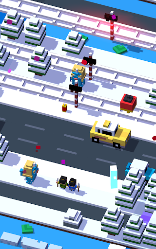 Crossy Road screenshot 11