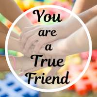 True Friendship Poems & Cards: Pictures For Status on 9Apps