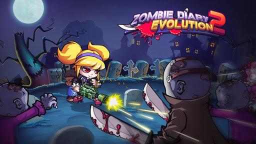 Zombie Diary 2: Evolution 5 تصوير الشاشة