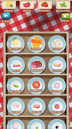 Pizza games screenshot 7