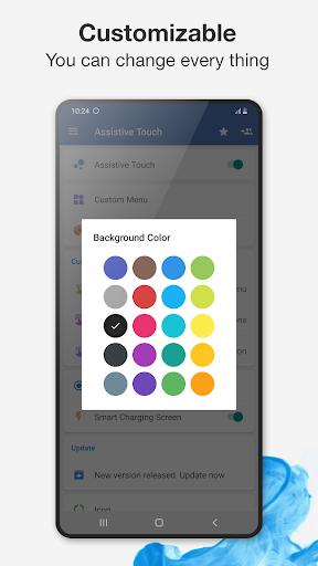 Assistive Touch para sa Android screenshot 6