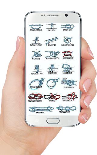 Technique Tying Rope - Knots screenshot 4