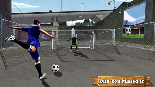 Street Football Championship & Penalty Kick Skills screenshot 5