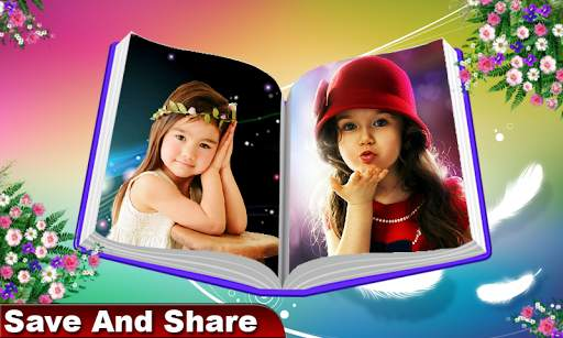 Photobook Photo Editor – Dual Frames Photo Collage screenshot 13