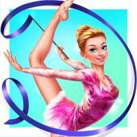 Rhythmic Gymnastics Dream Team: Girls Dance on 9Apps