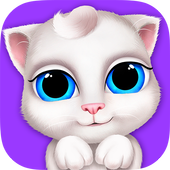 Kitty Mommy Angel's New Baby icon