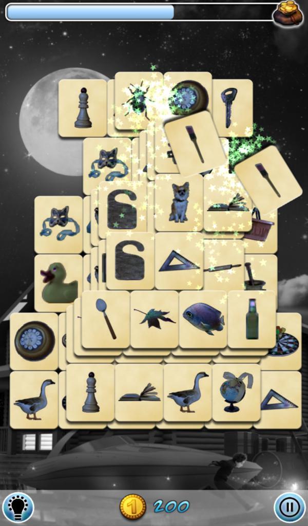 Hidden Mahjong: Fairies Trail screenshot 4