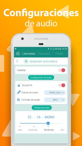 Call Recorder - Grabador de llamadas gratis screenshot 6