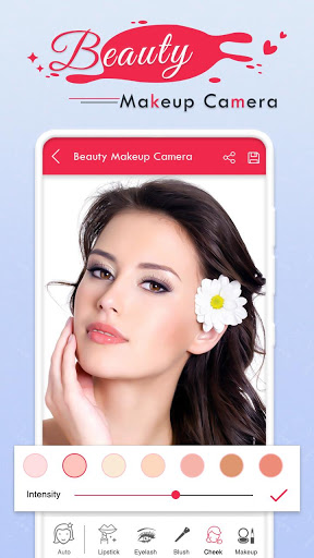 Beautify Me Makeup Camera - Beauty Camera screenshot 6