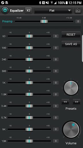 jetAudio HD Music Player 6 تصوير الشاشة