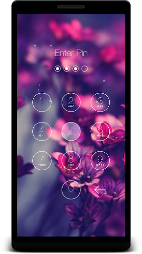 Keypad Lock Screen screenshot 5