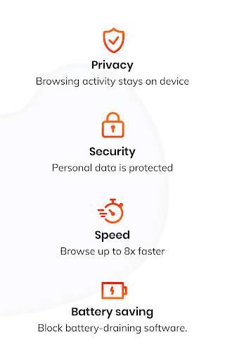 Brave Private Browser: Fast, safe web browser app screenshot 12
