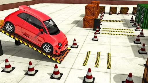 Advance Car Parking Game: Car Driver Simulator screenshot 2