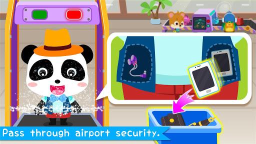 बेबी पांडा का एयरपोर्ट स्क्रीनशॉट 2