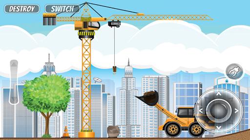 Construction City 7 تصوير الشاشة