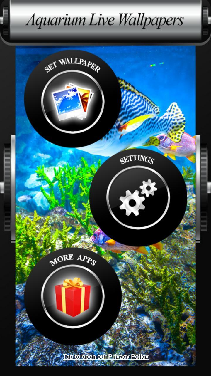 Aquarium Live Wallpapers screenshot 6