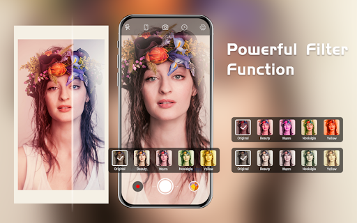 HD Camera - Beauty Cam with Filters & Panorama screenshot 13