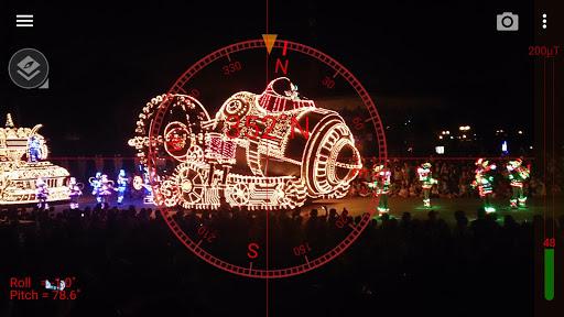 البوصلة : Smart Compass 7 تصوير الشاشة