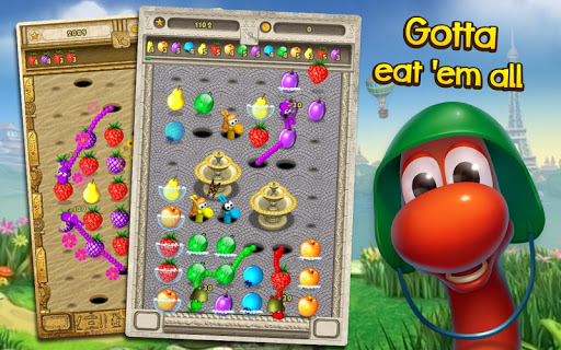 Yumsters! Free - Color Match Puzzle game 1 تصوير الشاشة