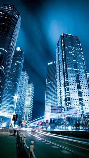 المدينة ليلا للجدران لايف 3 تصوير الشاشة