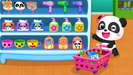 Supermarket Bayi Panda screenshot 2