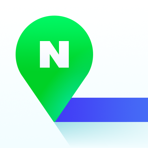 NAVER Map, Navigation icon